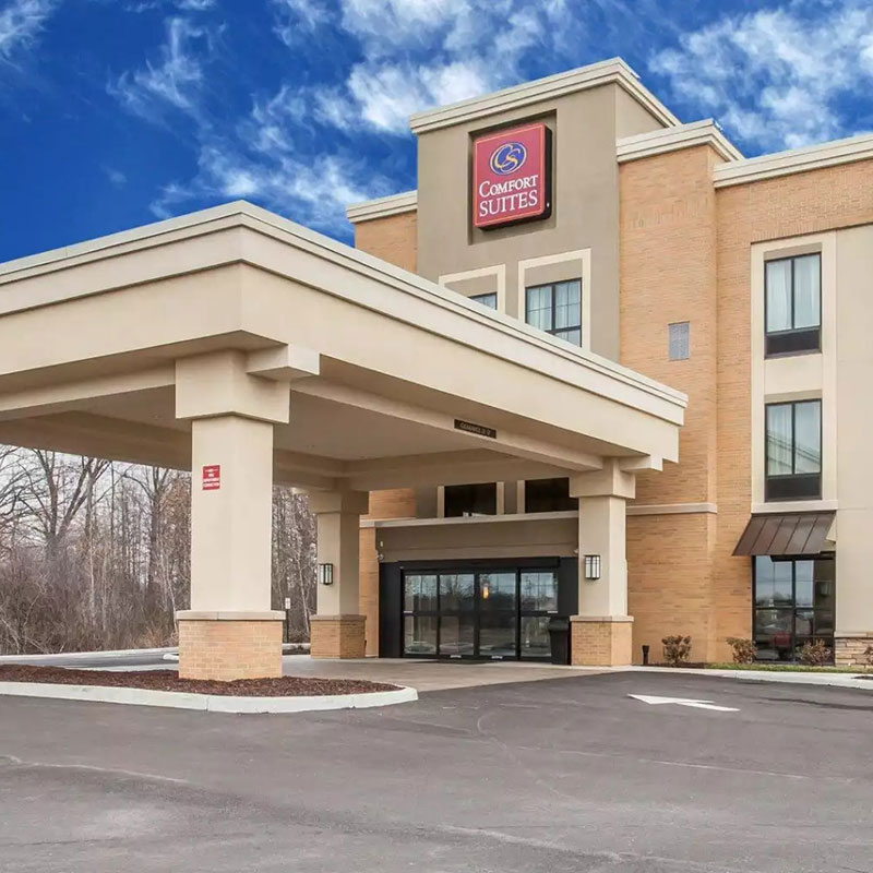 Comfort Suites Youngstown Ohio