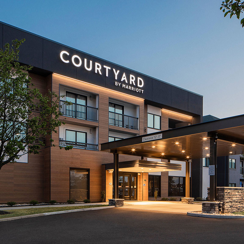 Courtyard by Marriott, Florence, KY exterior