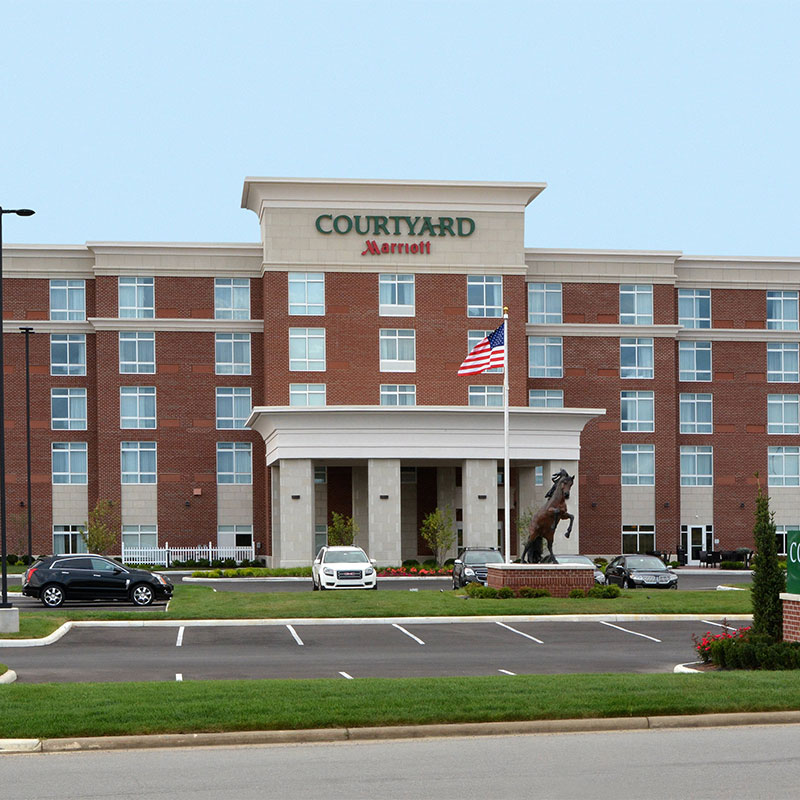 Courtyard Marriott Canfield Ohio