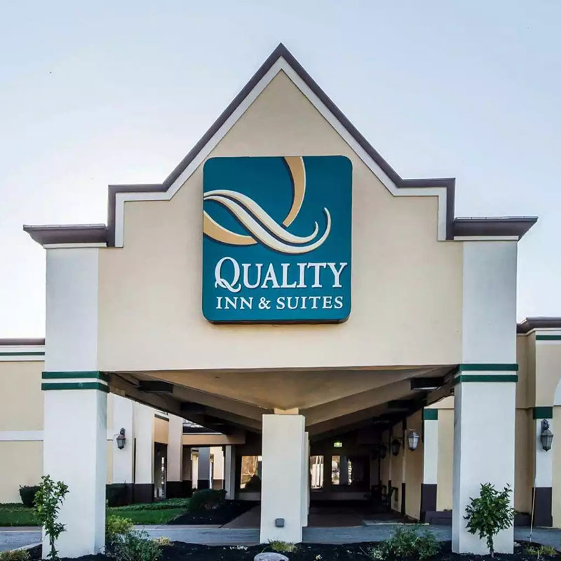 Quality Inn Suites Erie PA